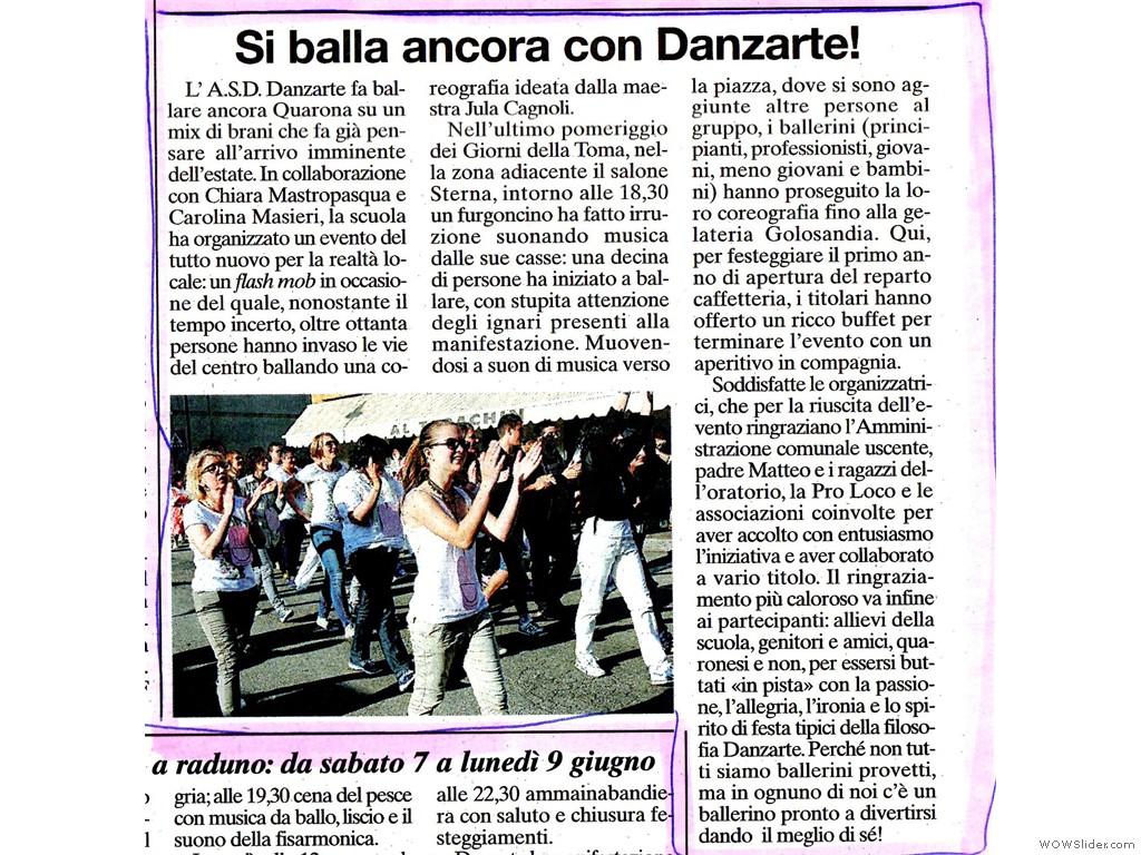 Corriere Valsesiano 30 Maggio 2014