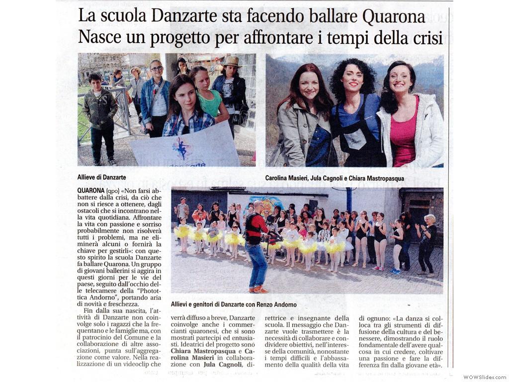 Notizia Oggi 31 Marzo 2014