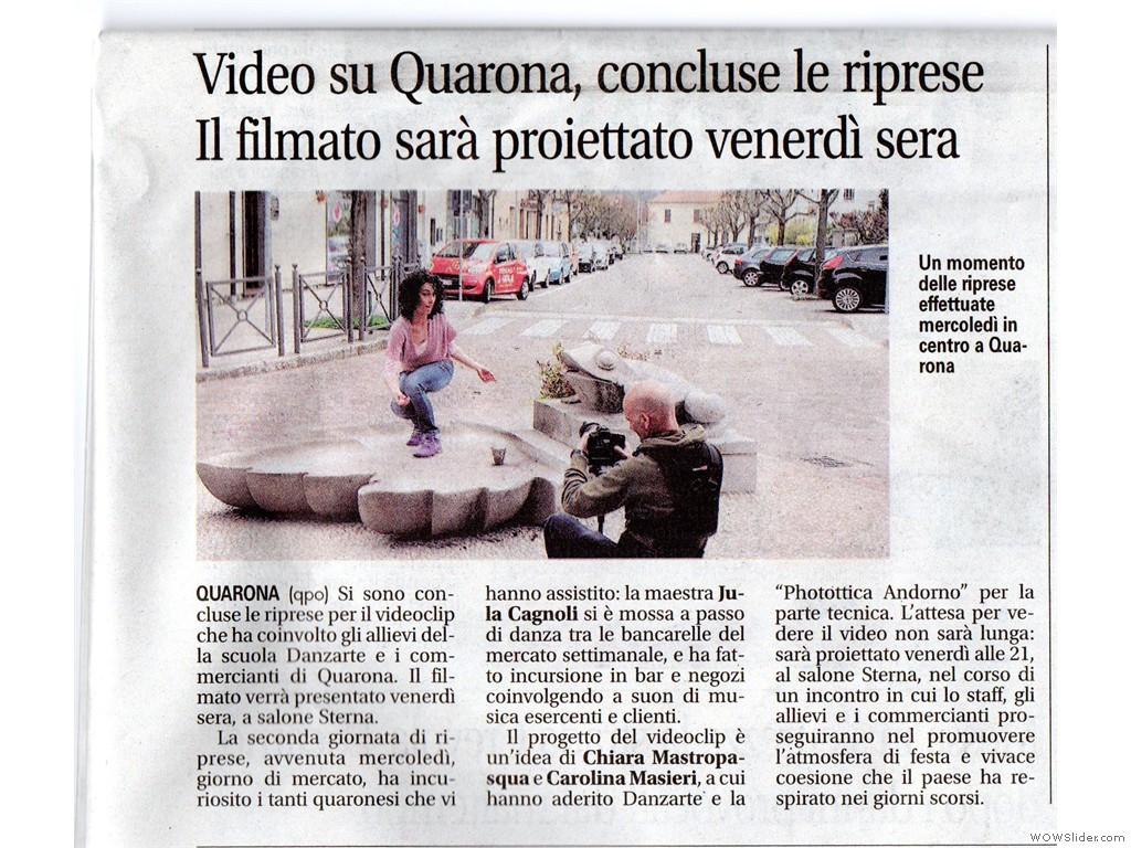 Notizia Oggi 7 Aprile 2014